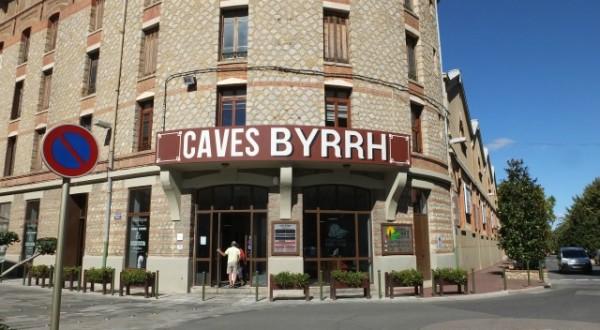 Caves de Byrrh