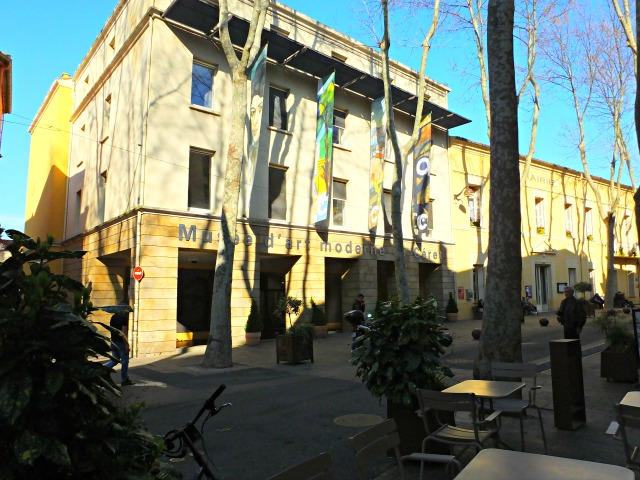 Ceret museum of modern art