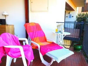 Sorra balcony - Collioure