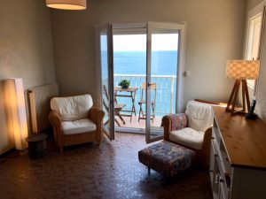 Sea front Apartment Falco